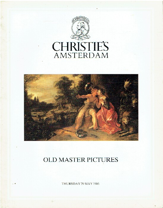 Christies May 1986 Old Master Pictures