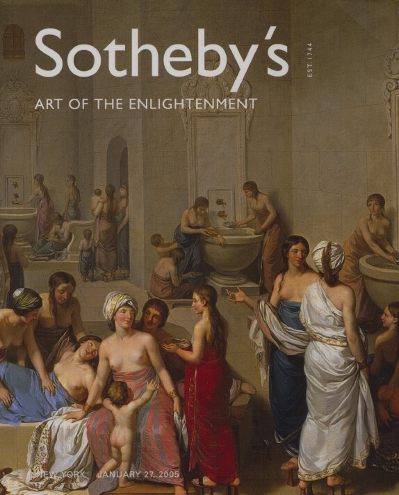 Sothebys January 2005 Art of the Enlightenment