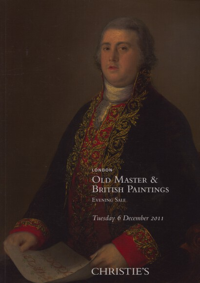 Christies 2011 Old Master & British Paintings