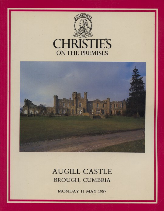 Christies 1987 Augill Castle