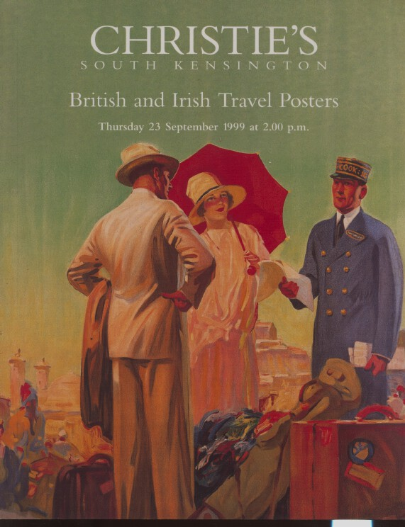 Christies 1999 British and Irish Travel Posters